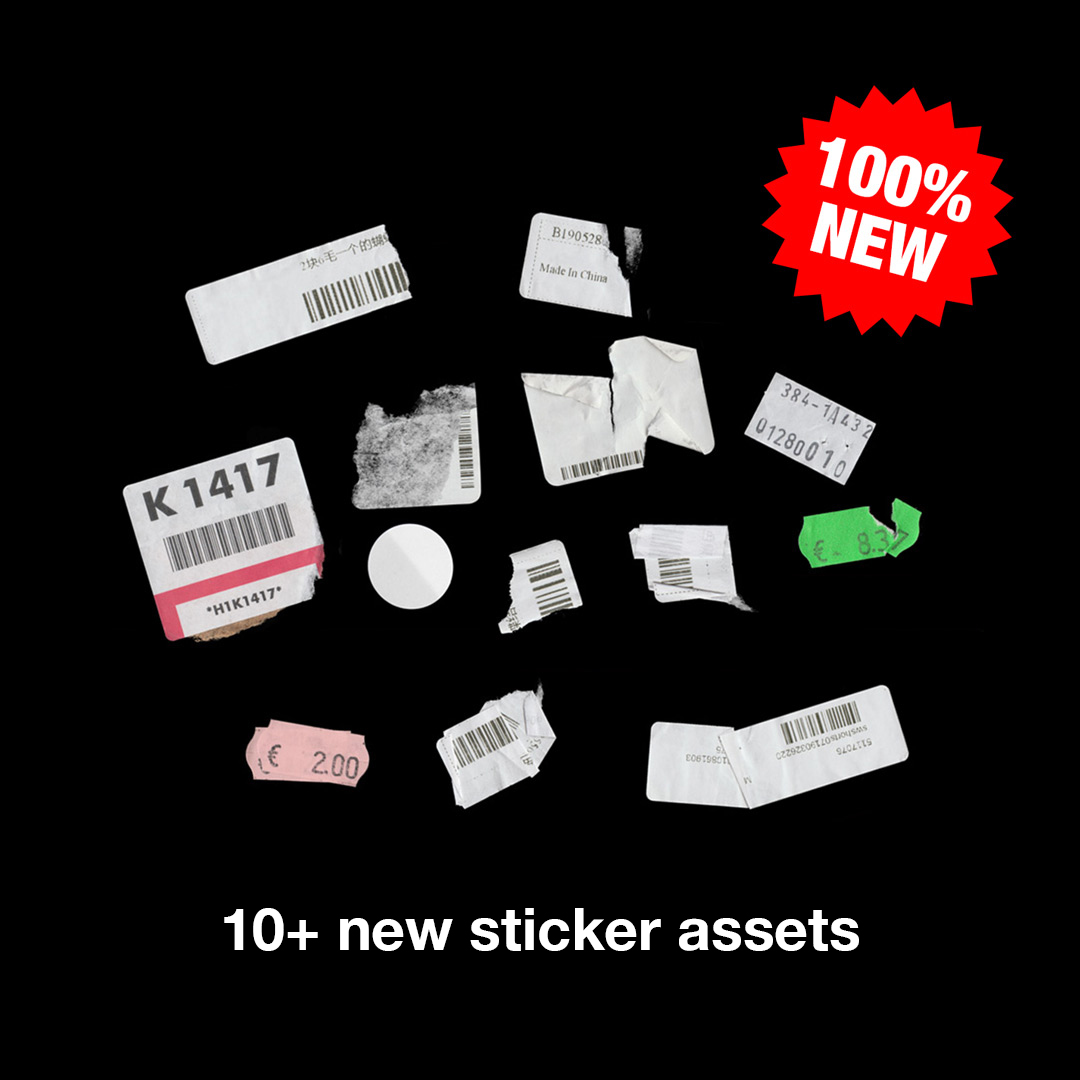 TuomoDesign Sticker Pack New